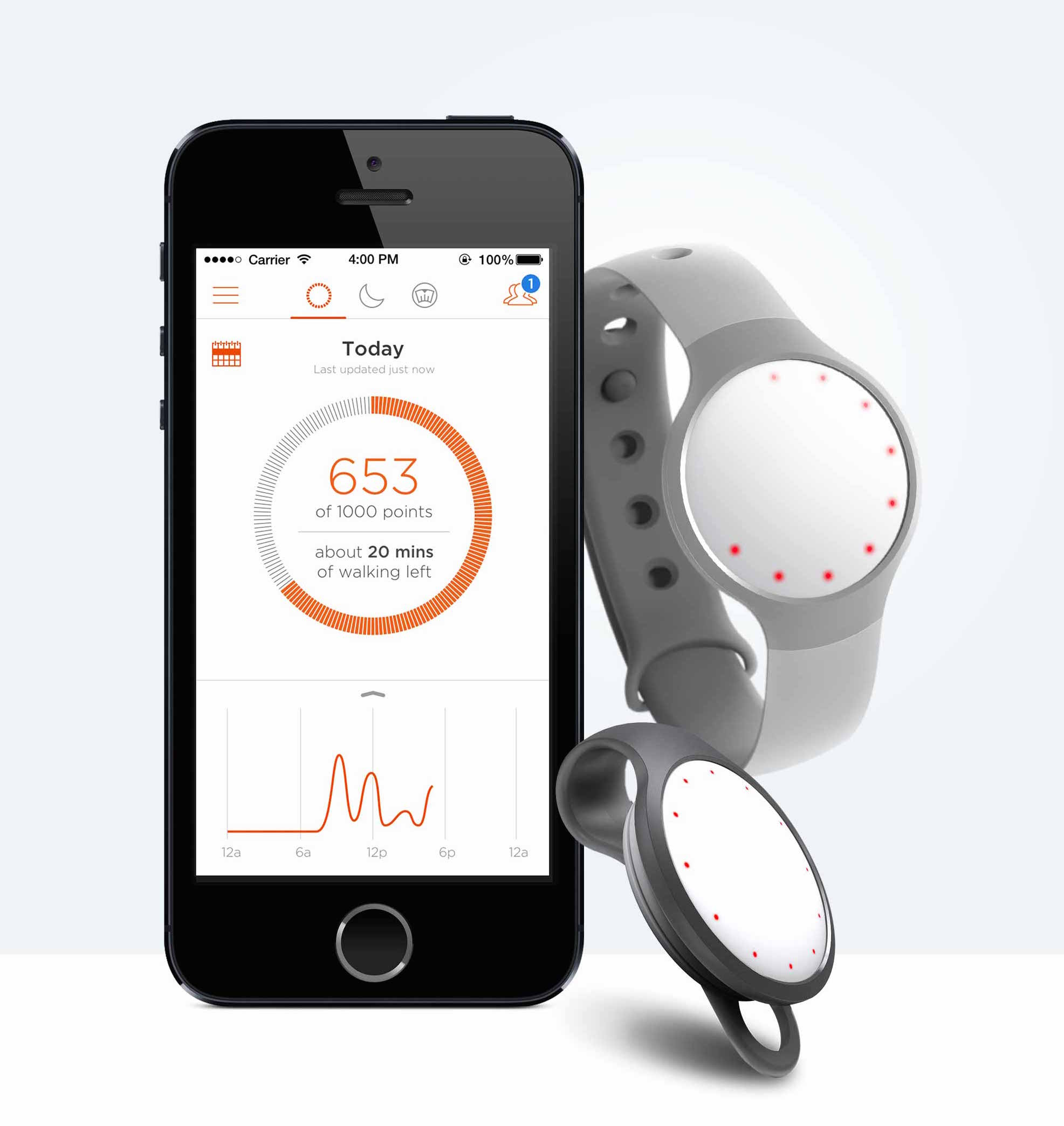 Upping Your Fitness & Nutrition Game? There's a Tracker (And an App) For That.