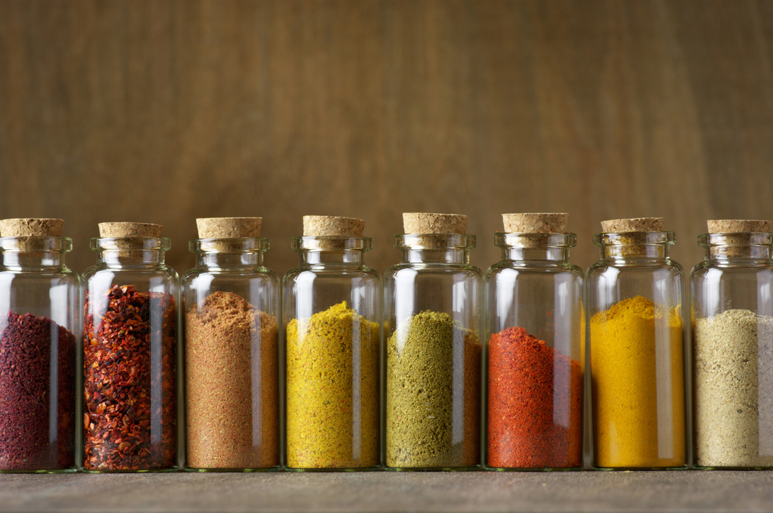 Pantry Spices
