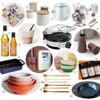15 Mom Cook Items