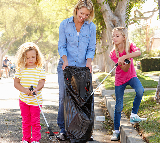 clean your community