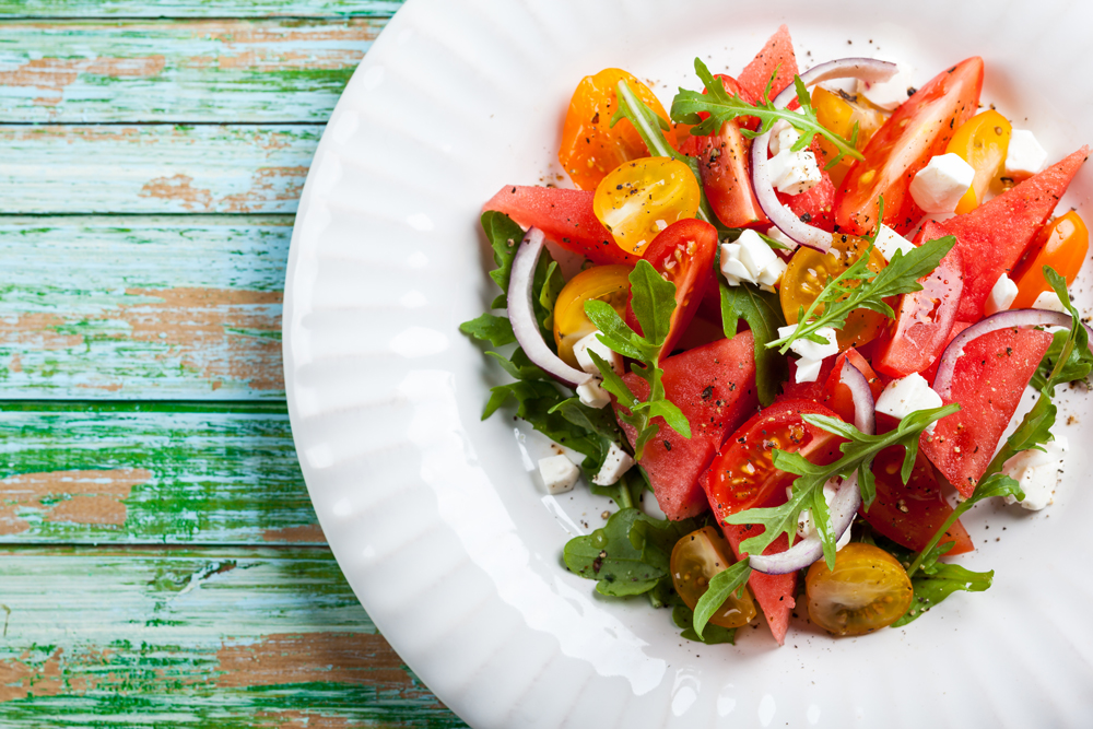 cool summer salad