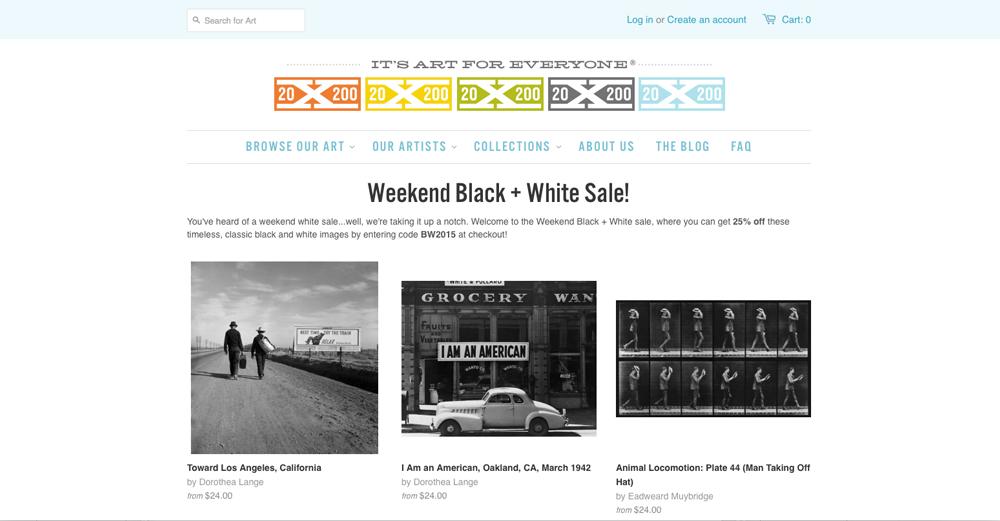 Online Art Deals