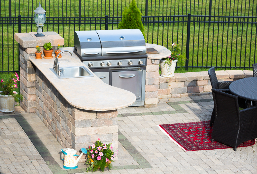 Grilling Patio