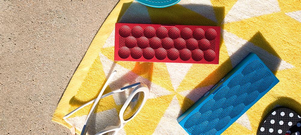 bring music to the beach