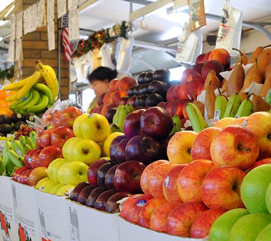 Fresh Fruit Westside Market