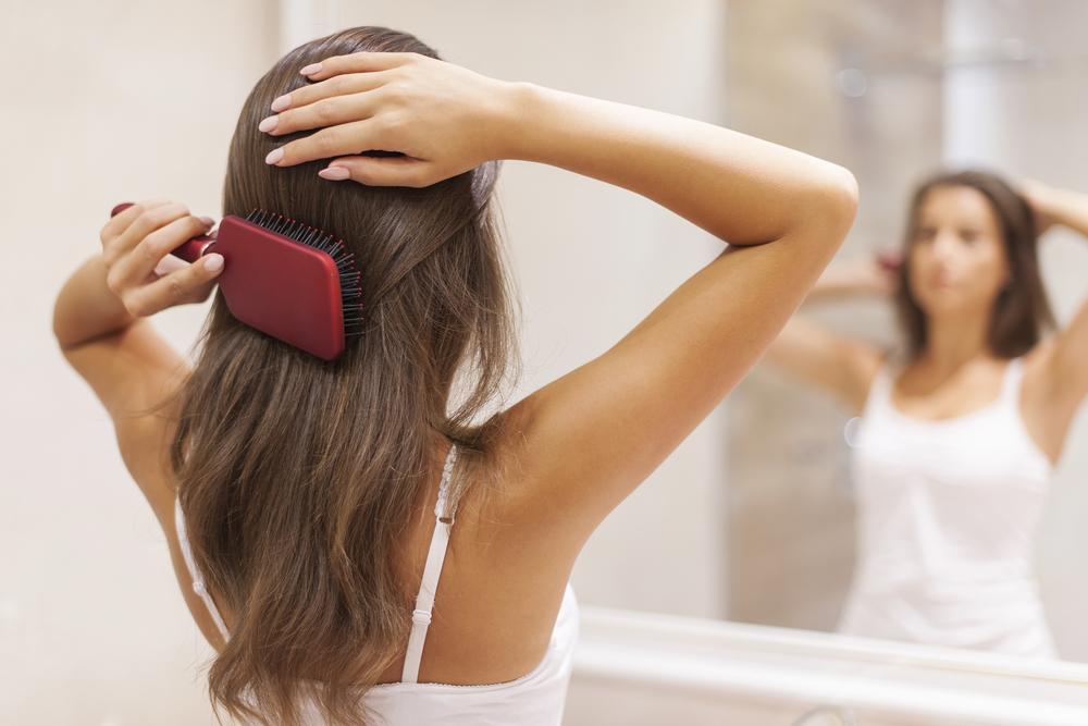 quick hair fix