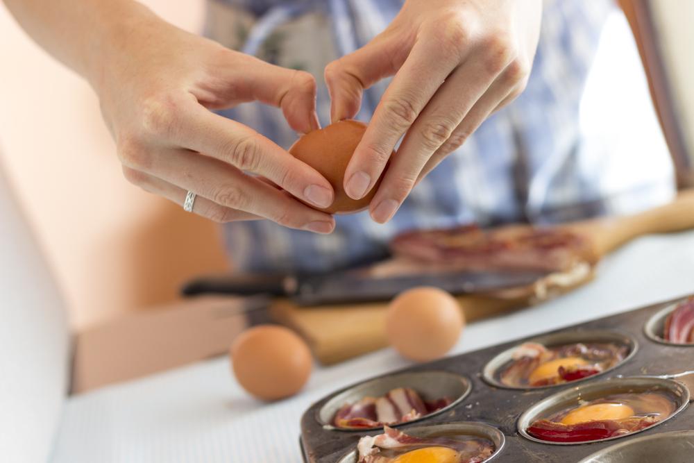easy egg muffin