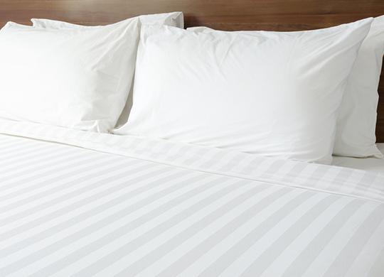 clean pillows