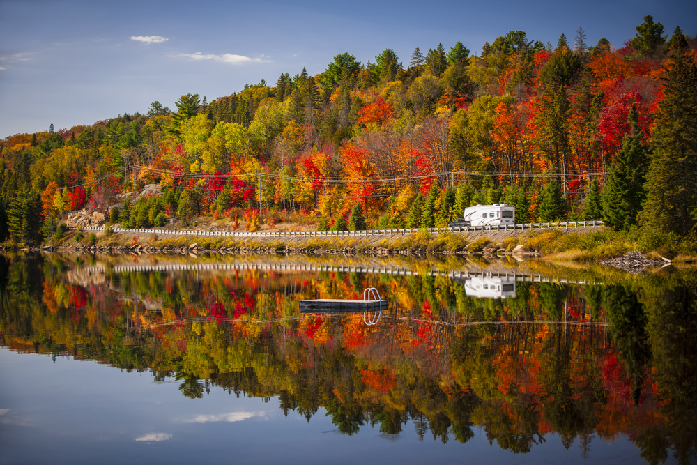 North America S Most Beautiful Fall Landscapes