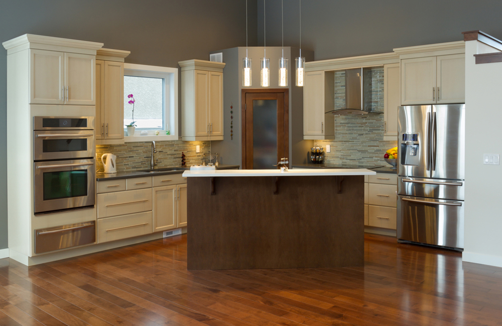 dark cabinets light floors feng shui your kitchen for health and harmony 14436