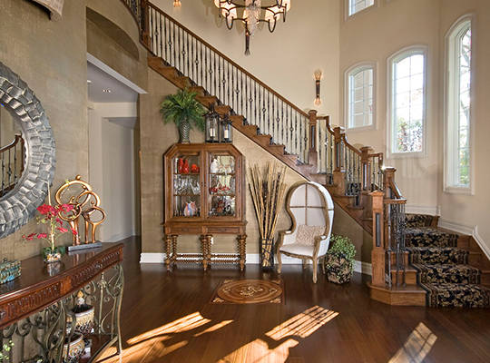 Foyer Seating Nj : How to create a great first impression