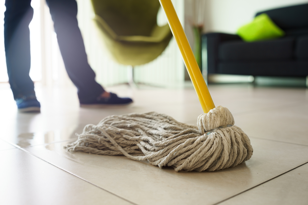 mop for arms