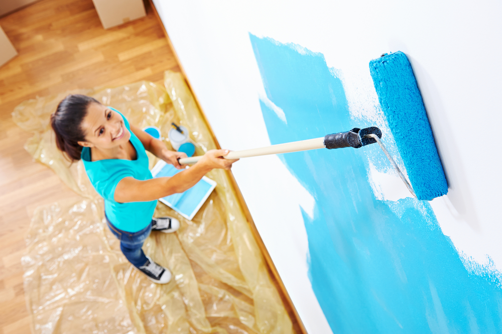 paint walls for arms