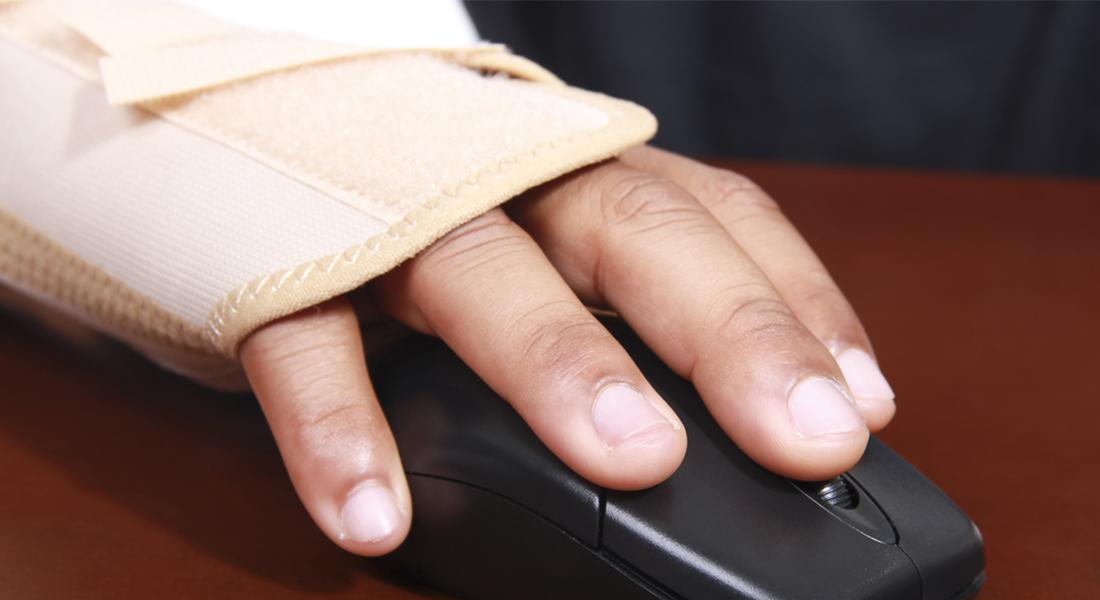 wrist-splint