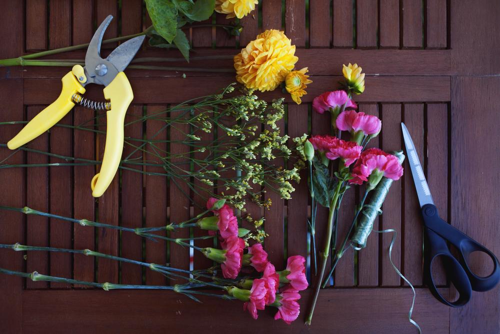 bouqet tools