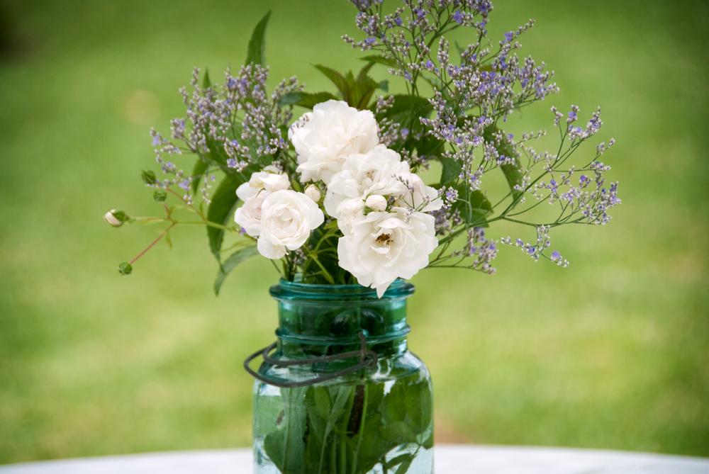 right vase