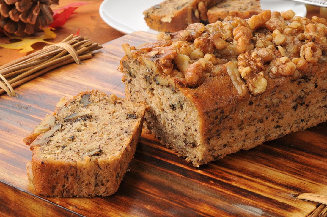 Baking & Breaking Bread: Four Homemade Bread Recipes