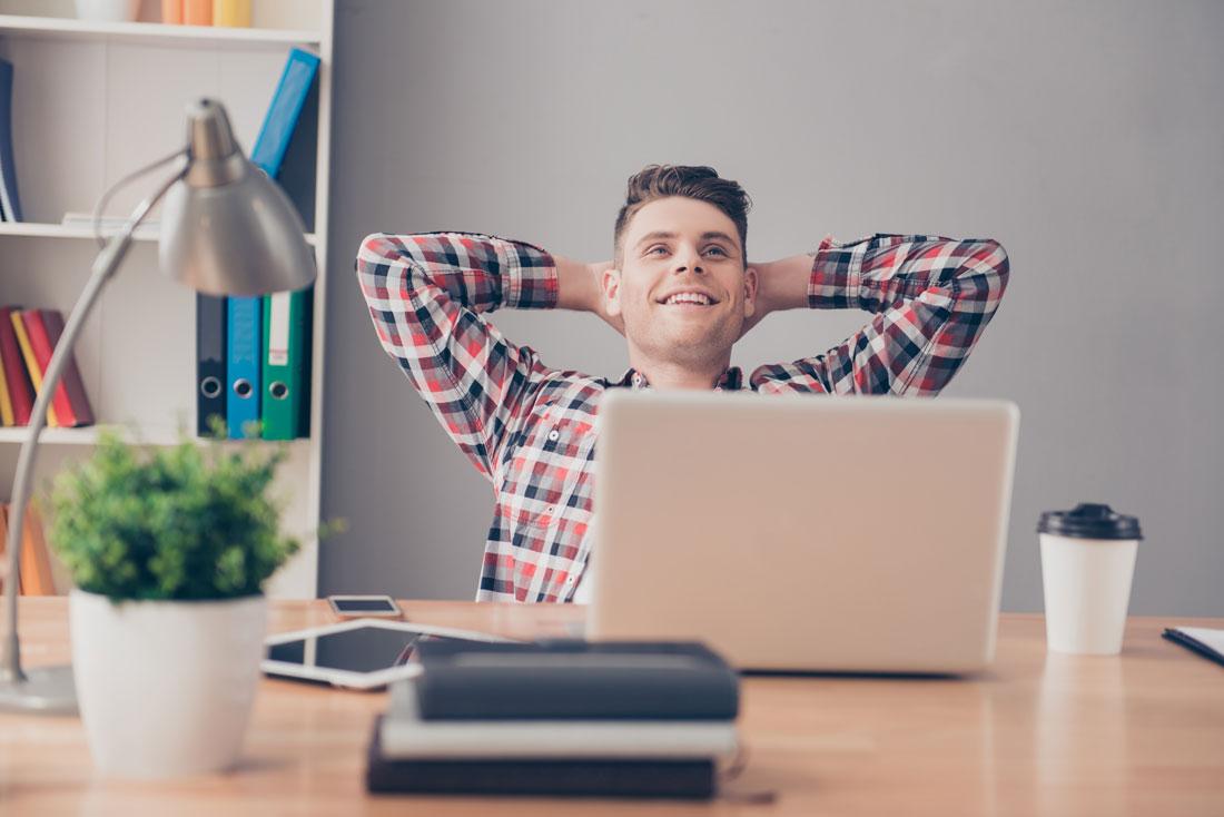 Eight Excellent Ways To De-Stress At Work