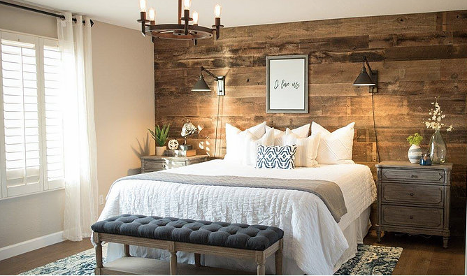 Accent Walls For Bedrooms Magnificent Design Ideas