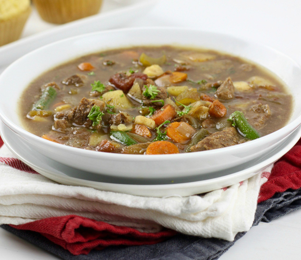 Whole 30 Beef Stew