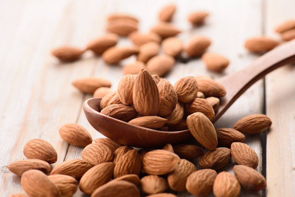 Almonds are much more than a yummy snack.