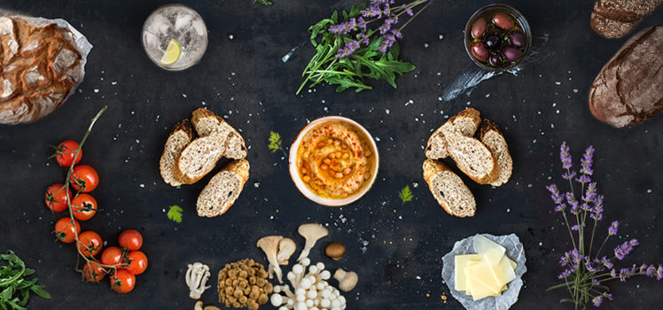 Top Food Trends of 2018