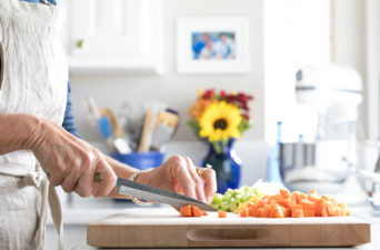 Prep ahead for freezer meals all month long