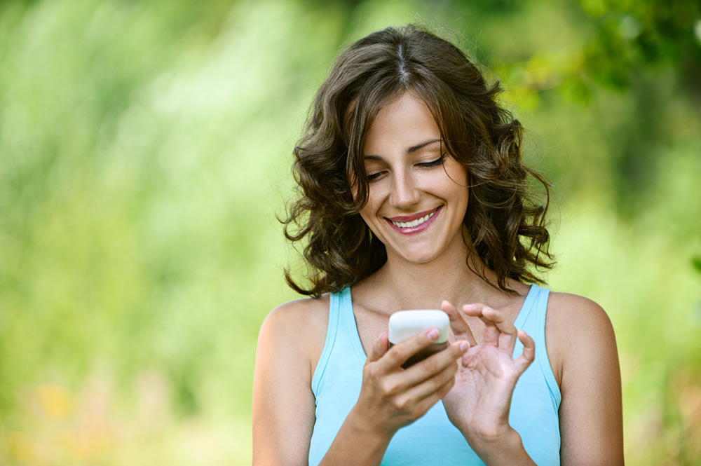Apps can help increase your happiness!