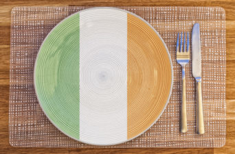 Irish food has more variety and vegetables than people know!
