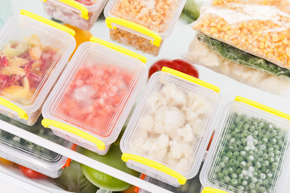 Plan ahead for freezer meals anytime
