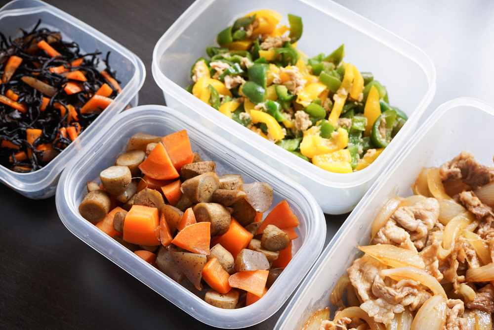 Planning ahead makes freezer meals easy