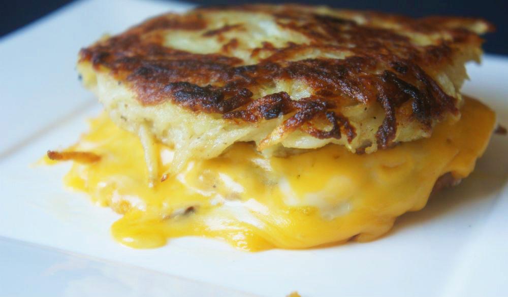 Na-cho Grilled Cheese