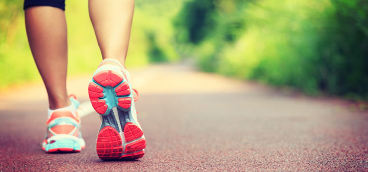 Walk Your Way to Fitness