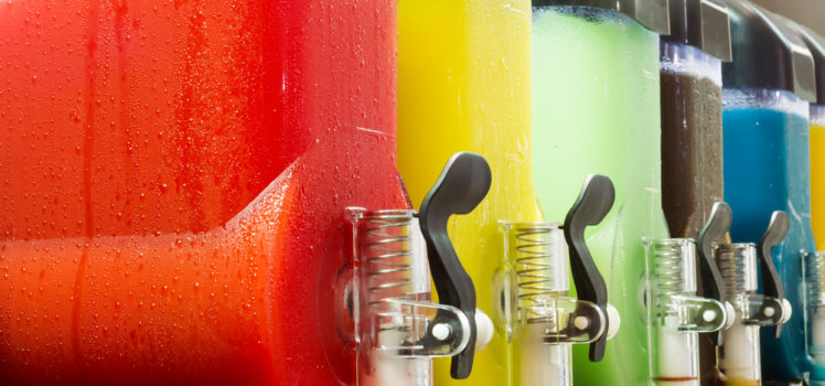 juice slushes are healthier than Icees