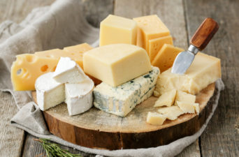 Make a great cheese plate for your next community association or block party!
