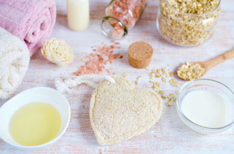 Homemade bath products make luxury creative and affordable