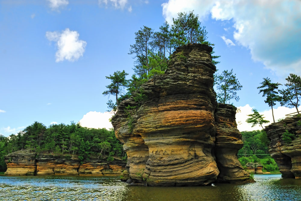 Road trip to the Wisconsin Dells from Chicago in just a few hours.