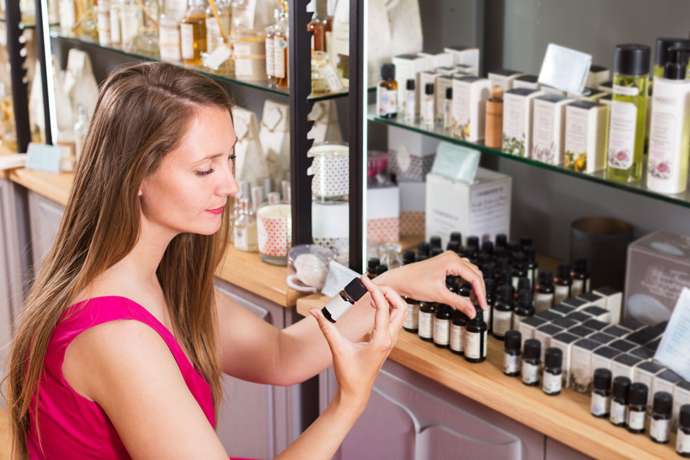 One wellness trend is products becoming more available.